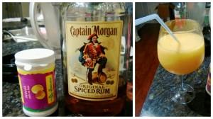 Rum + PassionFruit